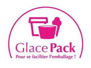 Glace Pack emballage glace à la ferme