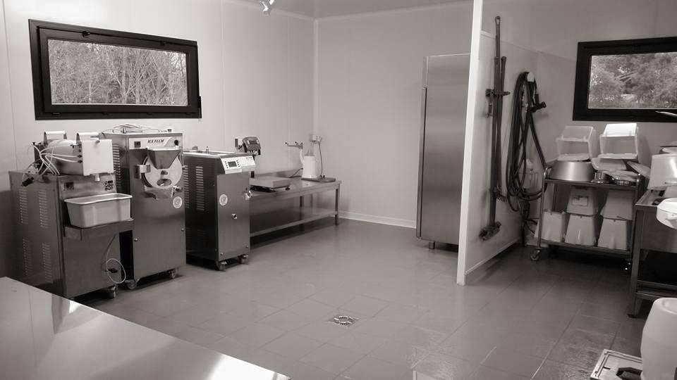 Laboratoire clef en main Glace concept