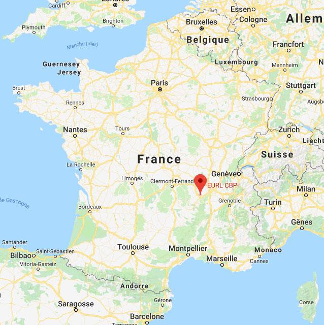 Glace Concept dans toute la France