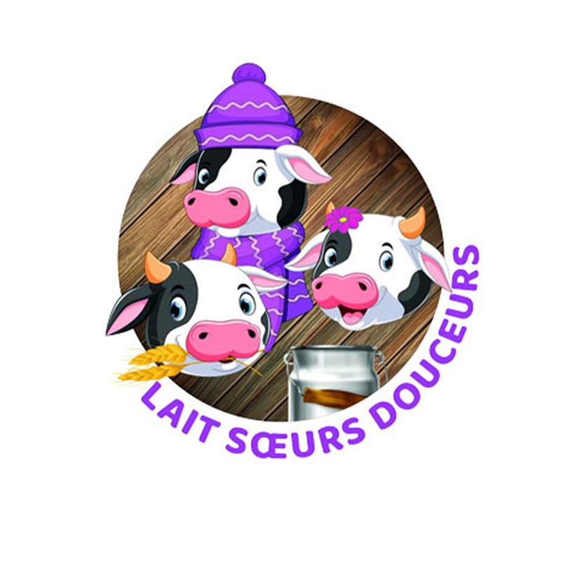 logo Lait Sœurs Douceurs